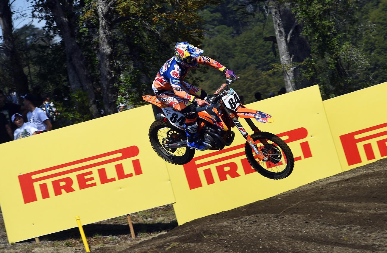 Pirelli repite como Proveedor Oficial de Neumáticos del Campeonato del Mundo FIM de Motocross