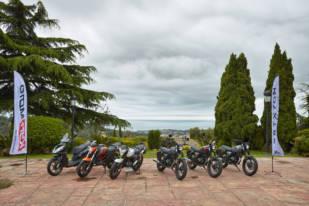 KSR Moto y Brixton se presentan