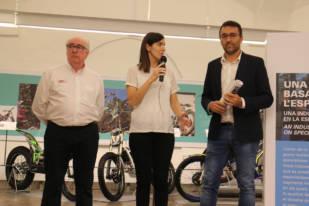 """""""La moto catalana, hoy"""" nueva exposición en el Museo Moto"""