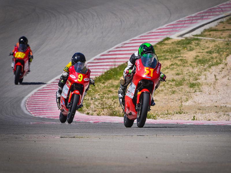 Parcmotor Castellolí acoge este fin de semana las pruebas de Campeonato del Mediterráneo de Velocidad y la de Clásicas de Velocidad