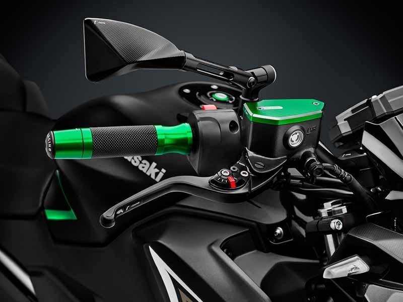 Línea de accesorios Rizoma para las Kawasaki Z900 y Z650