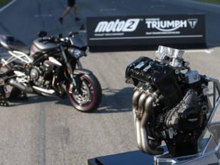Triumph suministrará los motores a Moto2 a partir de la temporada 2019