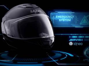 Idneo y Jarvish desarrollarán cascos de moto inteligentes