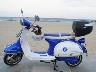 Outo: Un nuevo motosharing en Barcelona