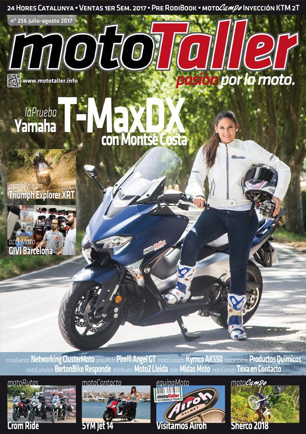 MotoTaller 256 – julio-agosto 2017