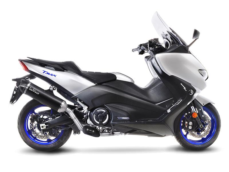 Escapes LeoVince para la Yamaha TMAX 530 (2017) y las Kawasaki Z650 y Ninja 650 (2017)