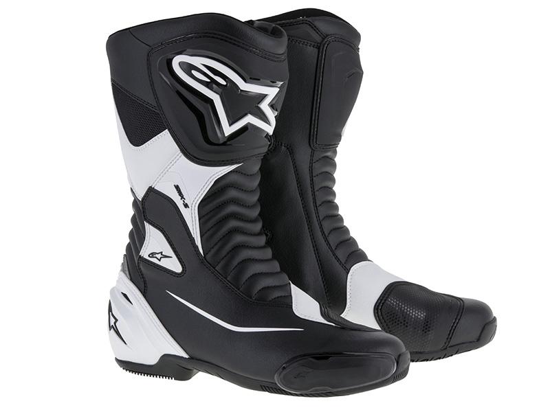 Novedades Alpinestars: las botas SMX-S y los guantes Booster