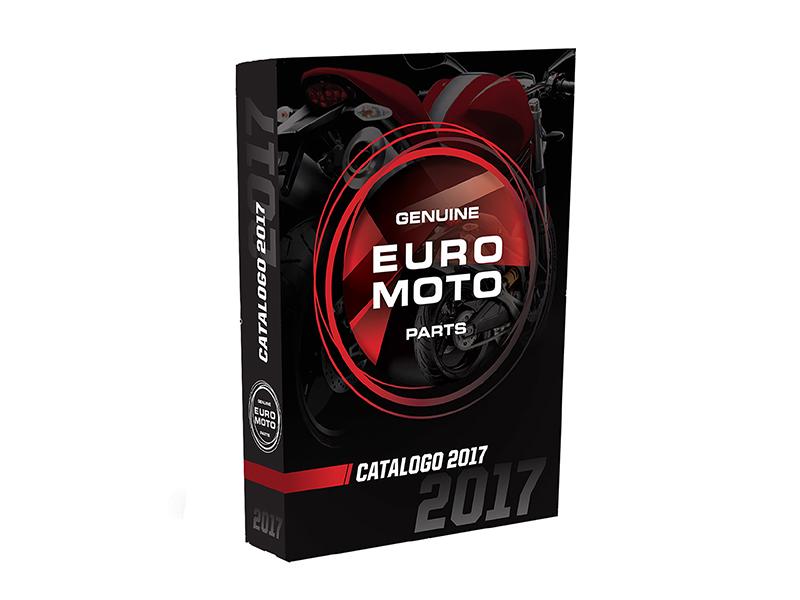 Catálogo 2017 de Euromoto 85, imprescindible para la posventa de las dos ruedas