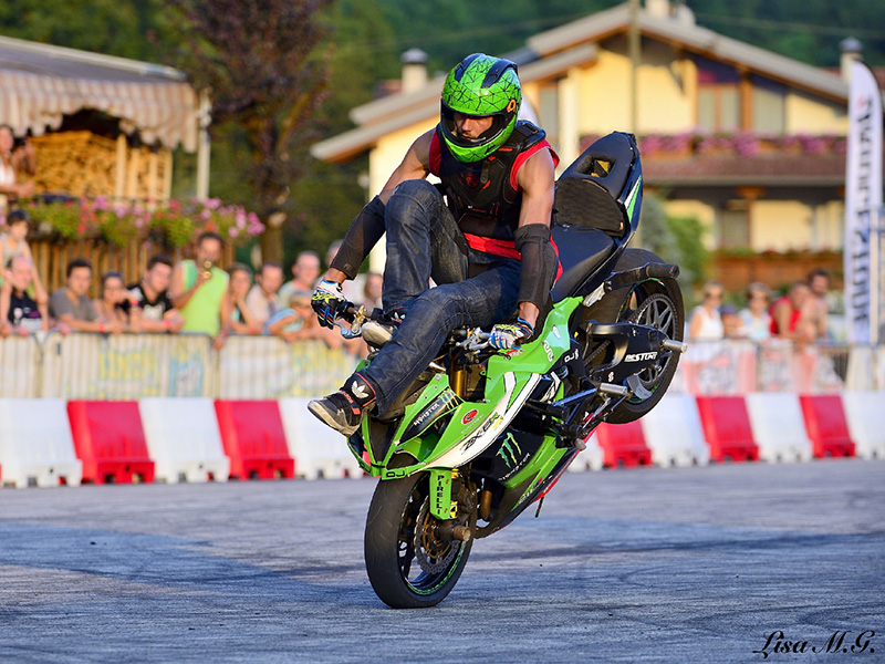 La cuarta edición de la Evotech Stunt Competition, más espectacular que nunca