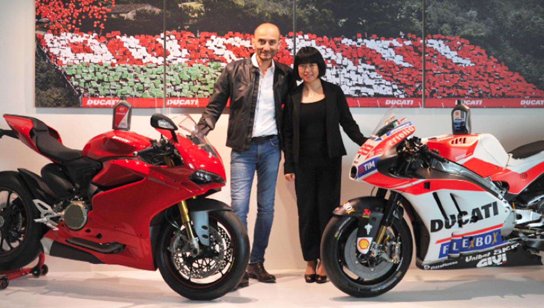 Shell, proveedor exclusivo de aceites de motor para la posventa de Ducati