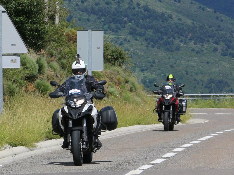 Las ventas de motos no remontan y caen un 6,6 por ciento en julio