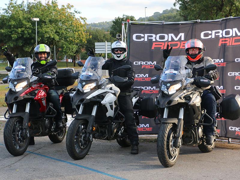 Primera y épica Crom Ride 2017
