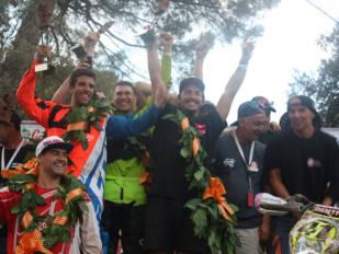 El 41 Team se impone en las 24 Horas de Resistencia en Ciclomotores de la Vall del Tenes