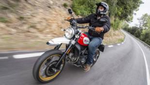 Ducati Scrambler Desert Sled: prueba