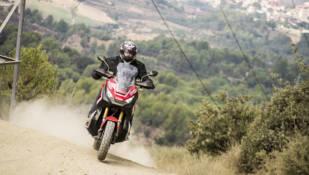 Honda X-ADV: prueba