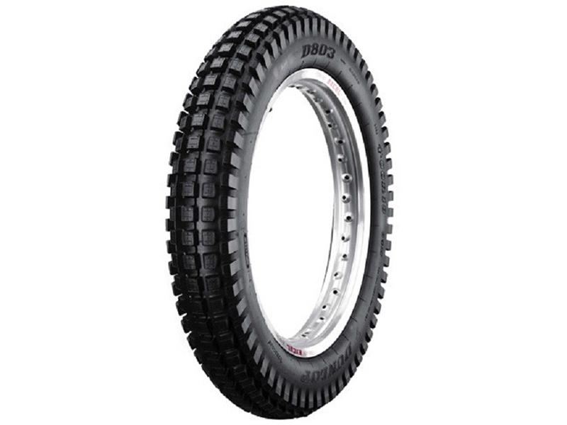 Dunlop equipará de origen a la nueva gama de trial 2018 de Beta