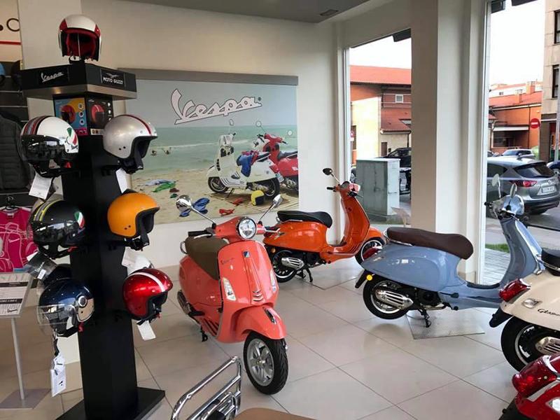 MotocityBike, nuevo concesionario del Grupo Piaggio en Gijón