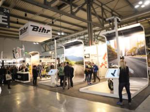 Bihr explica su crecimiento en EICMA 2017