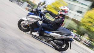 Honda Forza 125: prueba