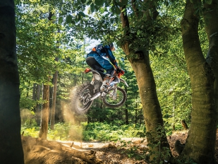 KTM Freeride E-XC 2018: Offroad silencioso