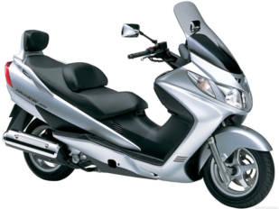 motoConsejo Texa: Sustituir TPS averiado e instalar y ajustar el nuevo TPS en una Suzuki Burgman AN400 de 2005
