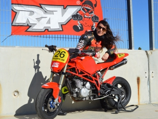 Probamos la RAV Naked 250cc distribuida por Pitbikes Valencia