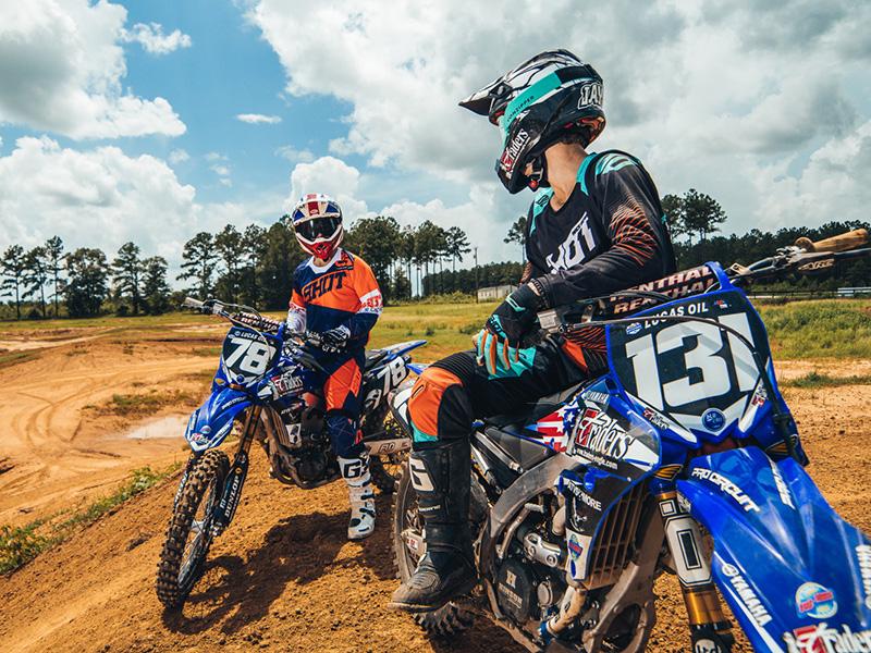 Shot Race Gear presenta su colección 2018 de equipamiento off road