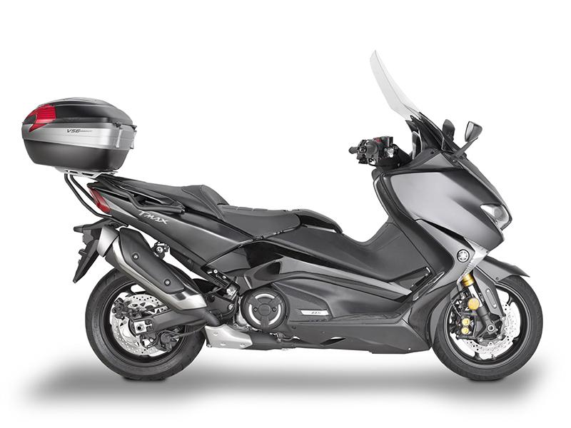 GIVI lanza el kit de accesorios para al Yamaha NMAX