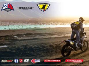Euromoto85 estará representado en el Dakar 2019 con el piloto Julien Toniutti
