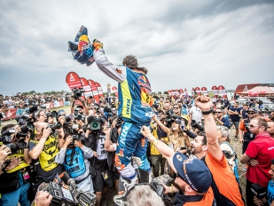 Dakar 2018: Dominio Austriaco