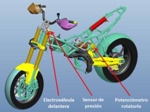 Berton Bike Responde: testigo ABS encendido en una Kymco Xciting 500 (2010) y Electrónica y parte ciclo (2)