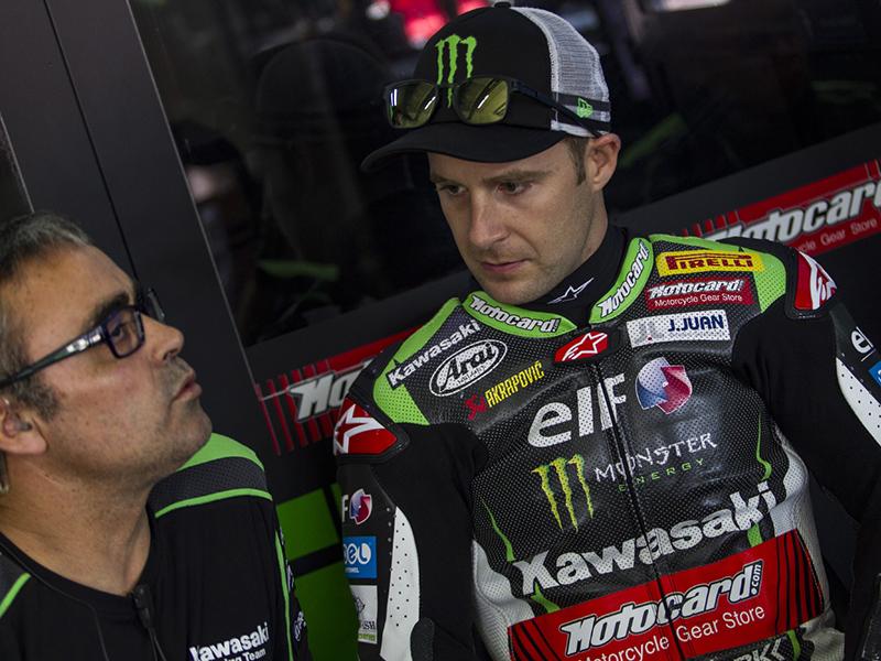 J.Juan renueva el patrocinio del Kawasaki Racing Team
