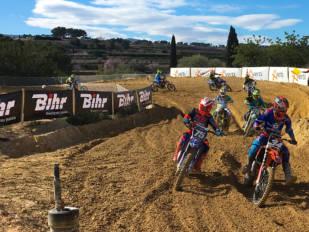 Bihr, nuevo colaborador oficial del Campeonato de España de Motocross
