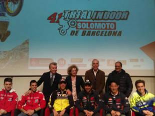 El Trial Indoor Barcelona tendrá un cartel de lujo