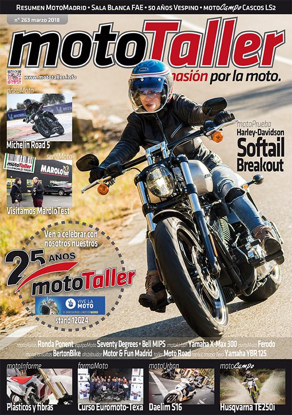 MotoTaller 263 – marzo 2018