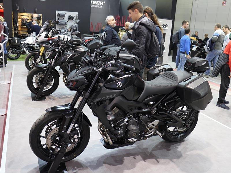 Las matriculaciones de motocicletas crecen un 28,6% en febrero