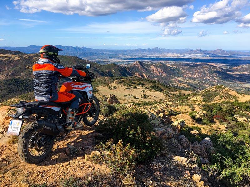 KTM European Adventure Rally: del 20 al 22 de junio en Cerdeña