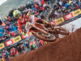 Antonio Cairoli se impone en un Gran Premio de la Comunitat Valenciana de MXGP que reunió a 26.000 espectadores