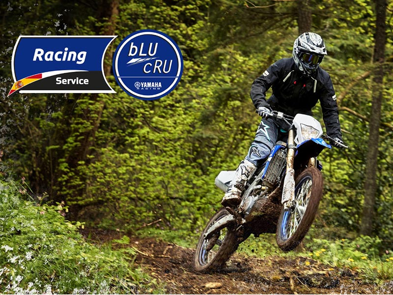 Yamaha Racing Service Enduro, un paquete de servicios para competición