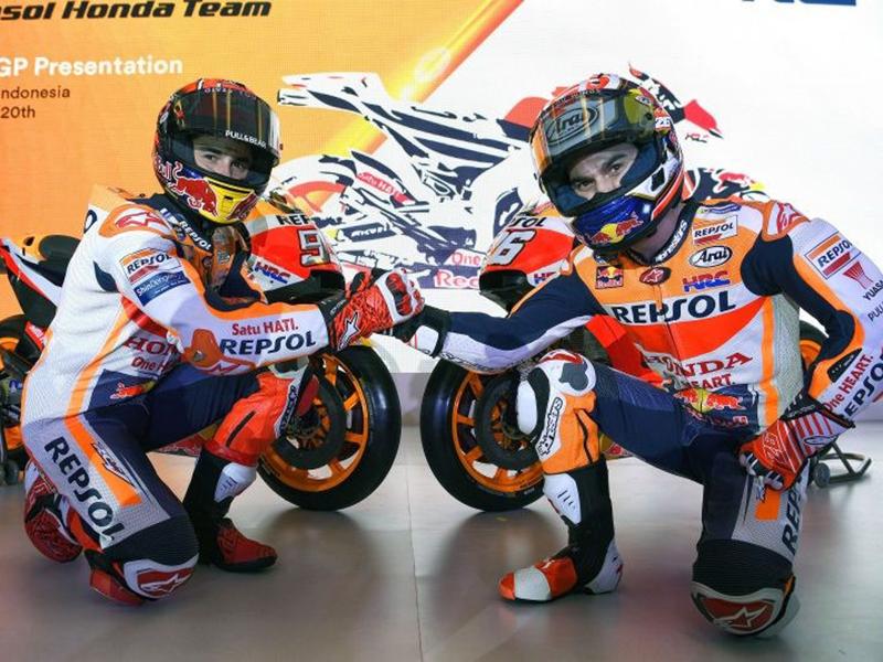 GS Yuasa renueva el patrocinio del equipo Repsol Honda Team de MotoGP