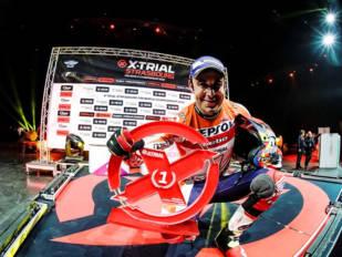 Toni Bou suma su duodécimo mundial de X-Trial