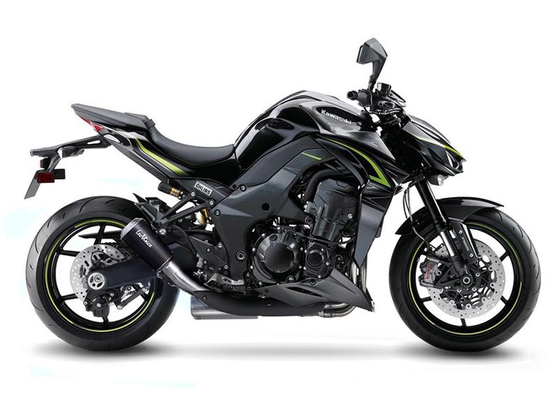 Nuevo escape LeoVince LV-10 para la Kawasaki Z1000