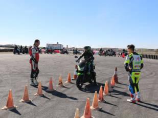 """Women Bikers Zone y """"Moriwoki"""" organizan cursos de conducción"""