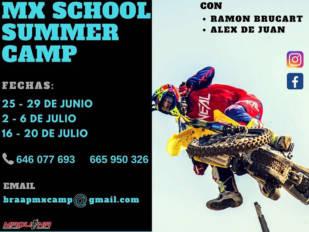 MX School Summer Camp: formación off road de calidad para los más pequeños…y mucho más