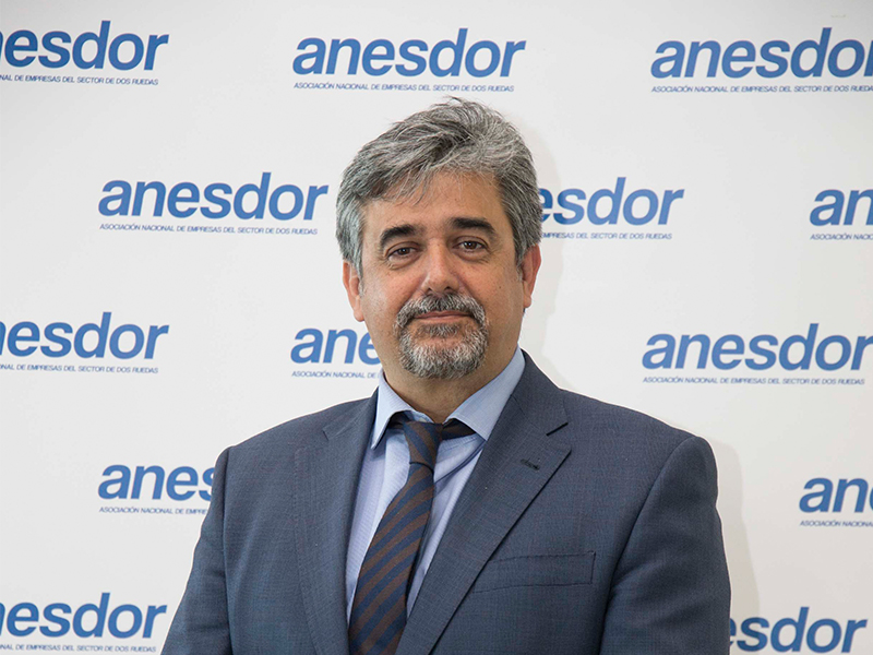 Víctor González, director general de Yamaha Motor España, nuevo presidente de ANESDOR