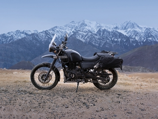 Royal Enfield Himalayan: sin límites