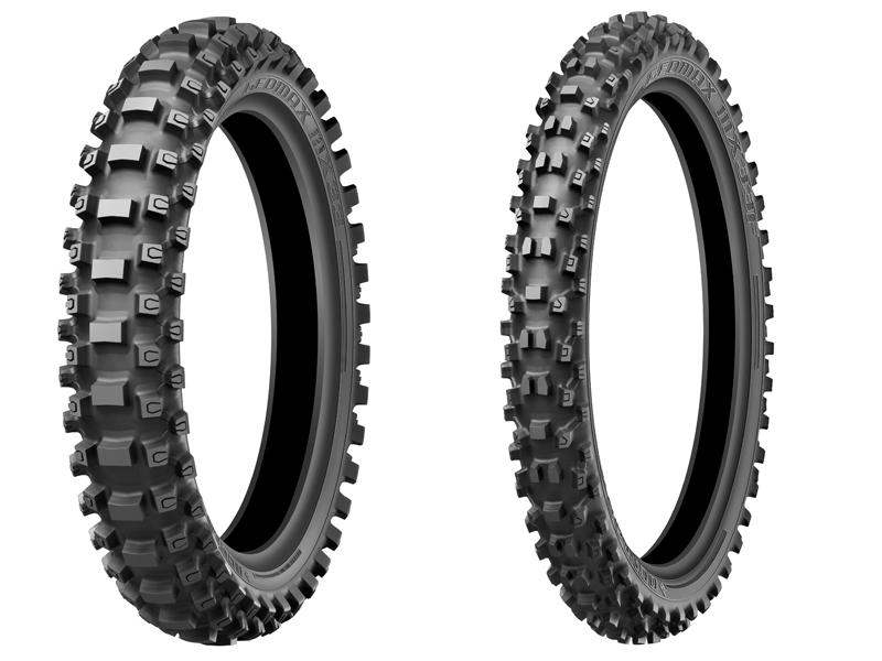 Geomax MX33, el nuevo neumático de off road de Dunlop