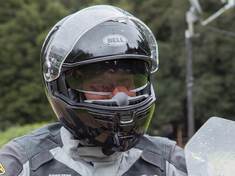 Bihr distribuye el casco SRT Modular de Bell