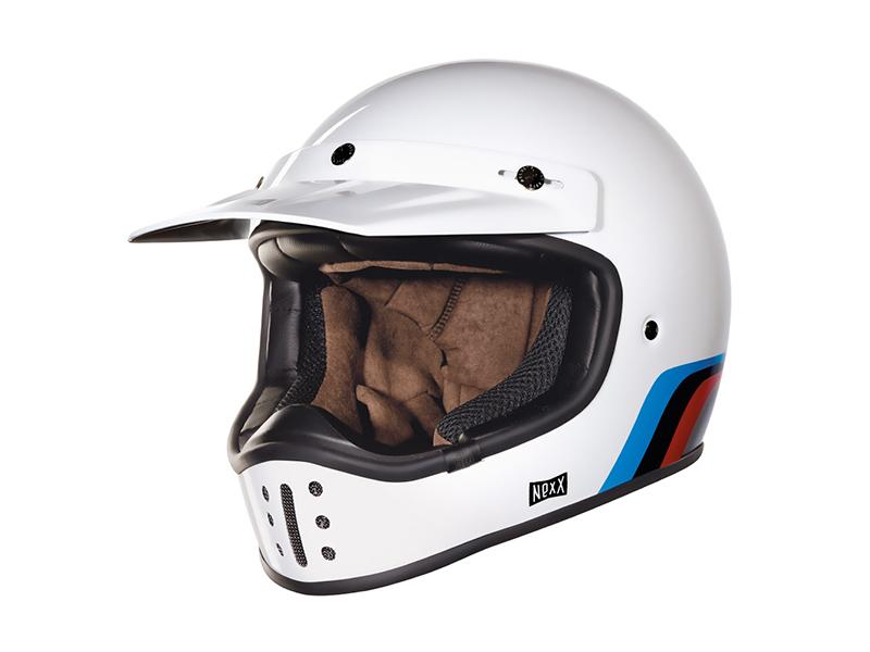 Vintage y de off road, así es el nuevo casco de Nexx Helmets