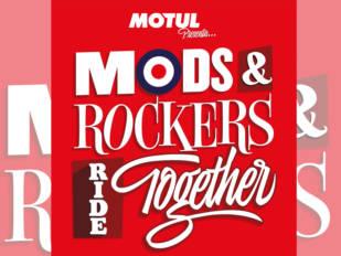 Motul organiza la jornada festiva Mods & Rockers Ride Together en el Ace Café BCN